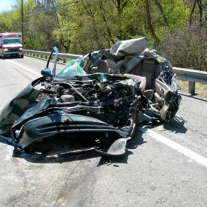 Route 286 Accident