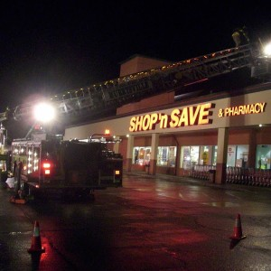 Shop and Save Fire
