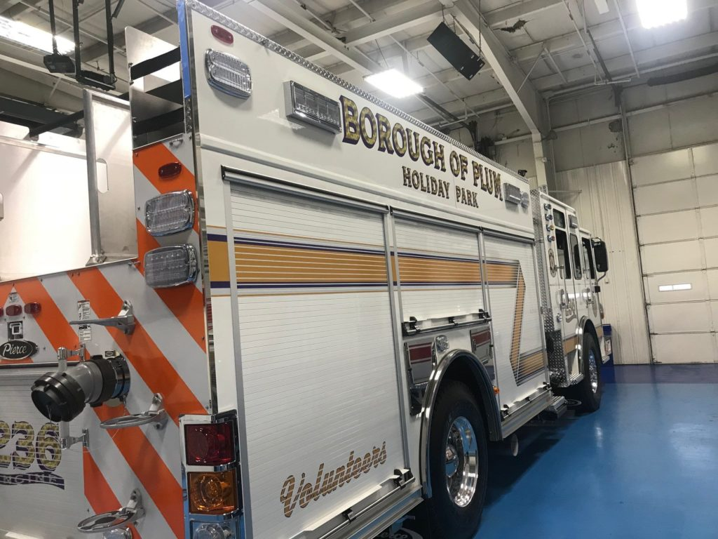 236-Engine Final Inspection: Rear Officer Side